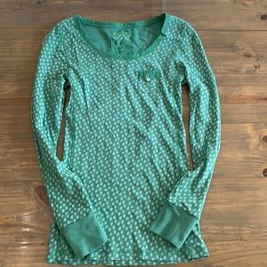 Old Navy long sleeved shirt. Size small.